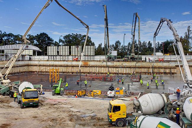 Купить бетон сосновый бор купить бетон в калуге виталайн